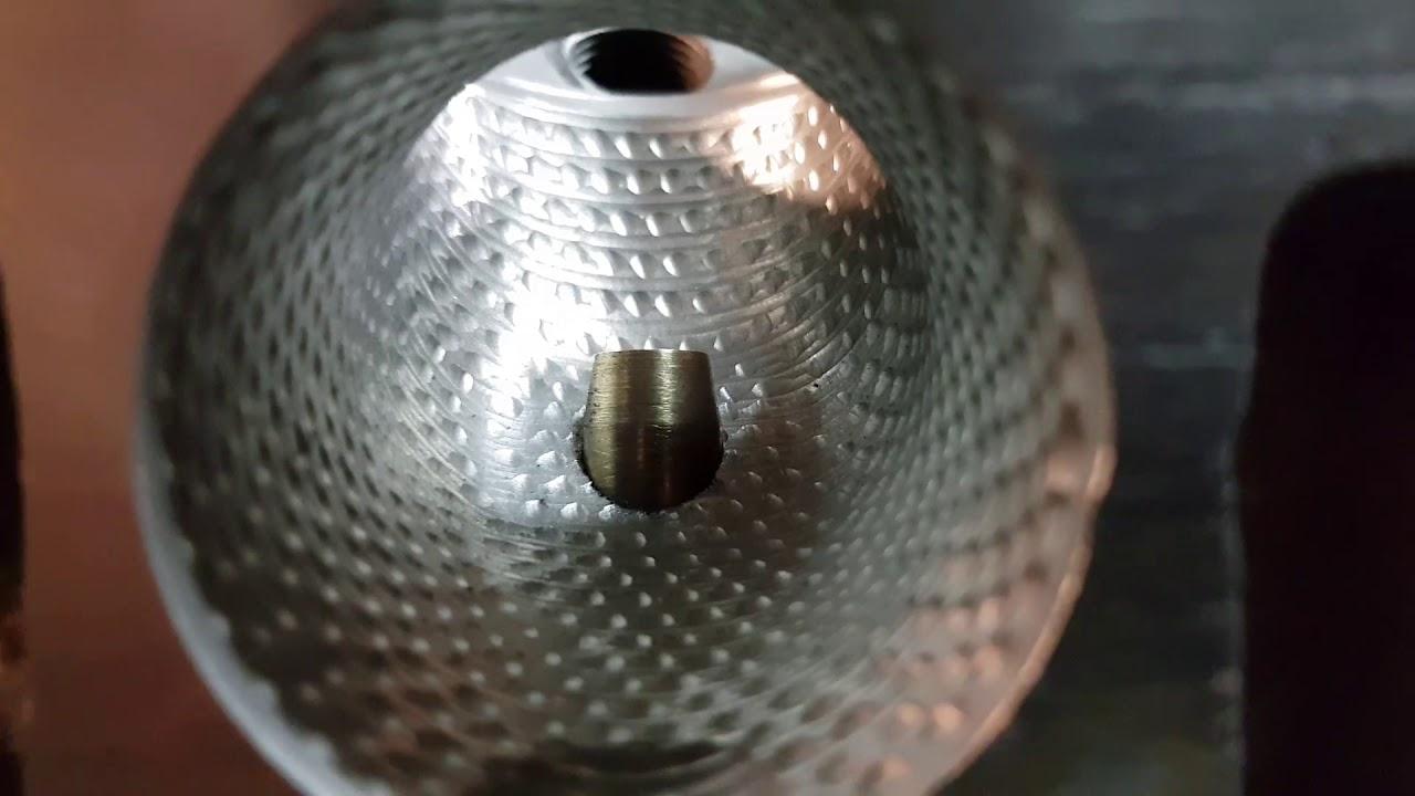 Ford Pinto - Full Head Race for oversize valves - YouTube