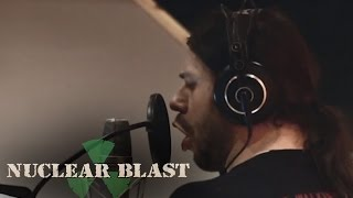 FLESHGOD APOCALYPSE  - Recording 'KING' -  Episode #4  - (Vocals)