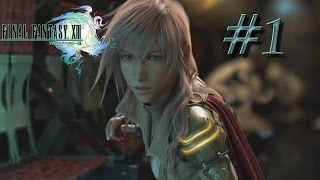 Let's Play Final Fantasy XIII [German] #1 - The Chocobo is so cute