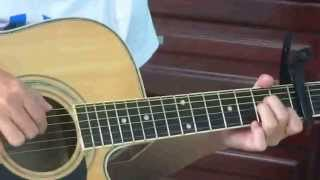 Grenade - Bruno Mars (Guitar fingerstyle)