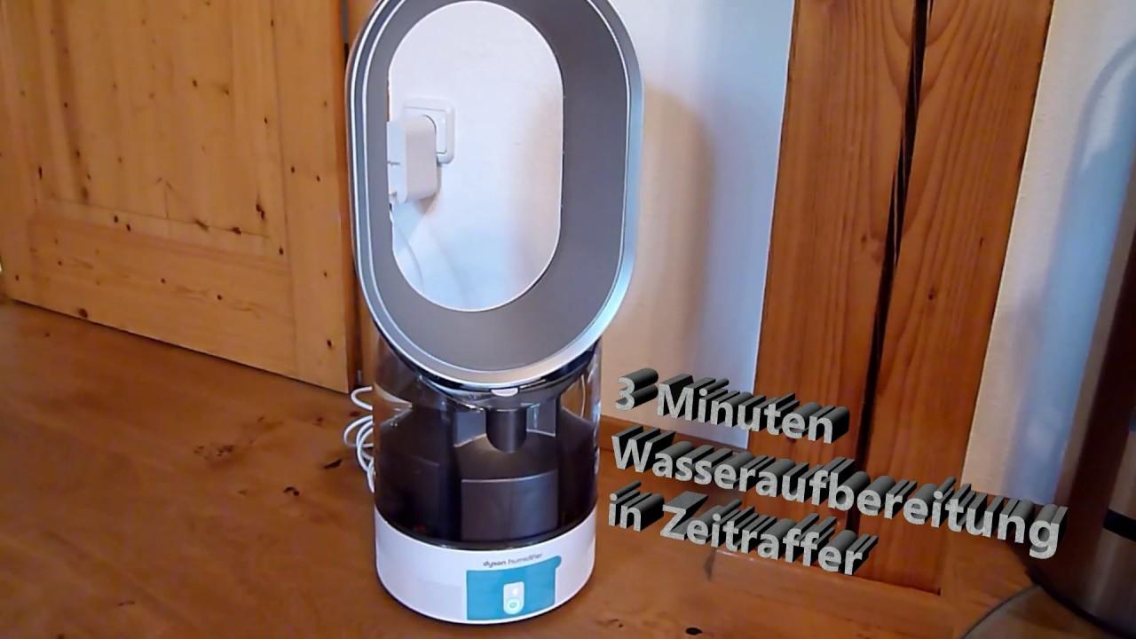 Dyson Humidifier Am10 Befullen Und Erster Start Youtube
