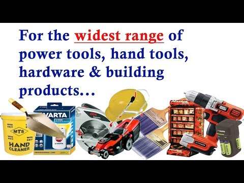 South Africa's best deals for tools & hardware