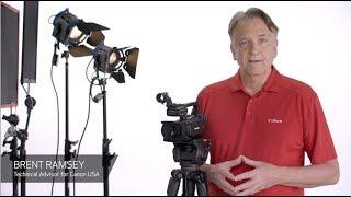 Introducing the Canon XA15 & XA11 Camcorders