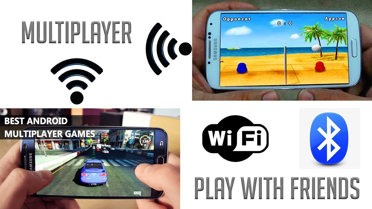 2 player android games different device offline