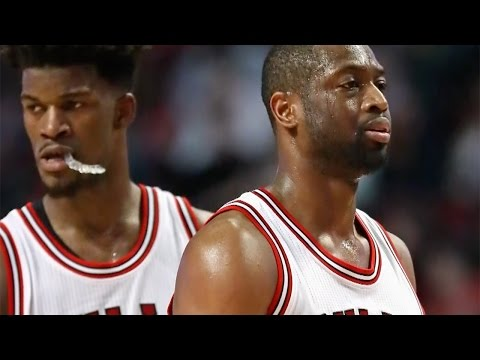 """Dwyane Wade & Jimmy Butler FREAK OUT on Bulls Teammates: """"We Wanna Play With Guys That Want to WIN"""""""