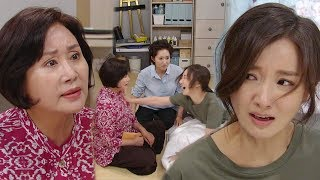 """""""당신 내 엄마 아니야!"""" 이인혜, 홍여진 배신에 광기 어린 분노 @나도 엄마야 23회 20180629"""