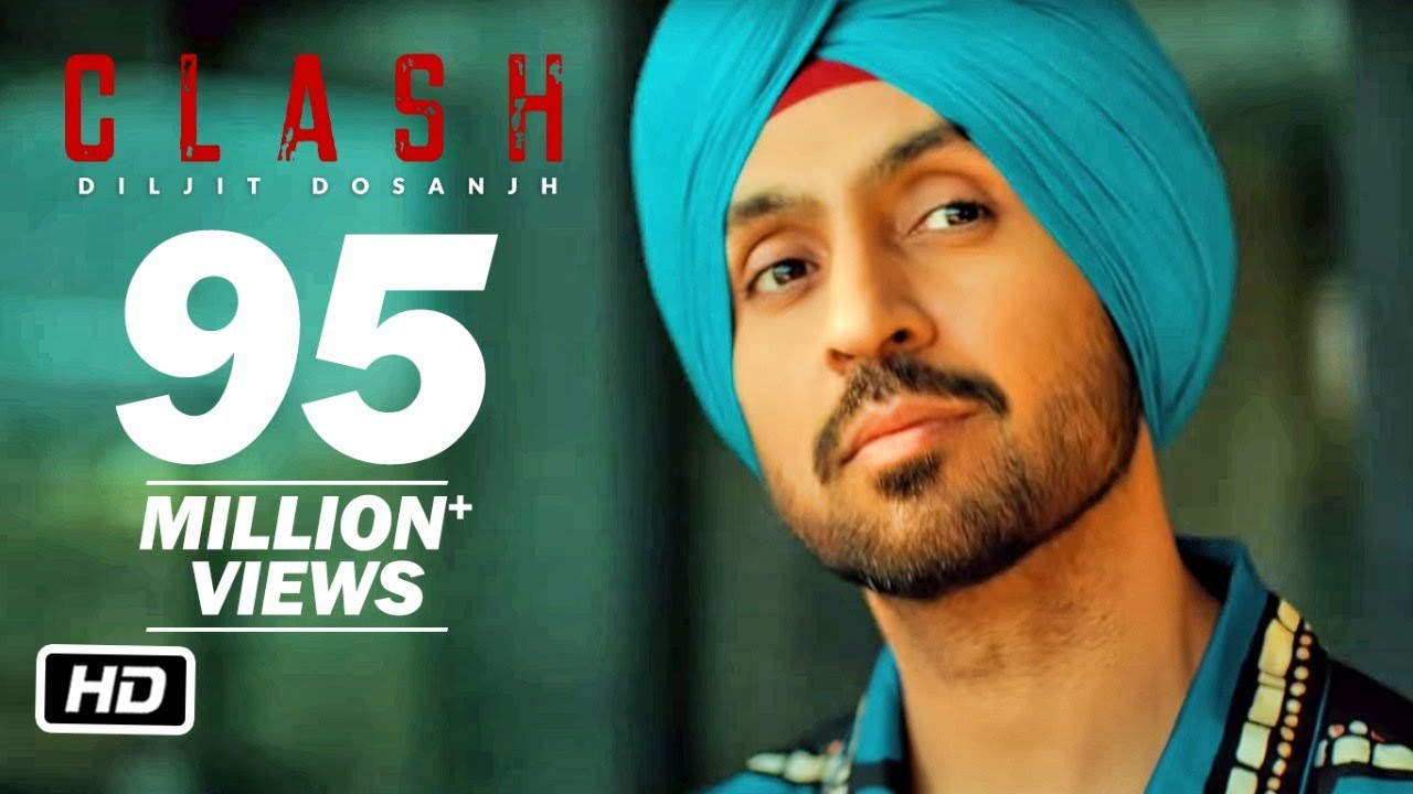 Download Diljit Dosanjh: CLASH (Official) Music Video | G.O.A.T.