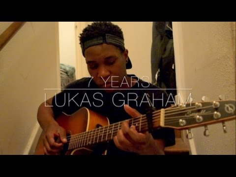 Lukas Graham - 7 Years | Cover by Jubril S