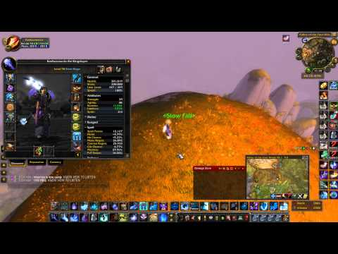 Reach 1000% Movement Speed w/ Mage & Engineering - Warcraft MoP 5.1