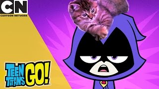 Teen Titans Go! | World ' s Best Magic Tricks | Cartoon Network