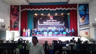 Trường THPT Chiêm Thành Tấn : Lên Đàng.