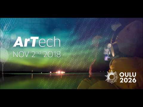 ArTech Forum Oulu  -  Blair Stevenson (PhD., Oulu University of Applied Sciences)