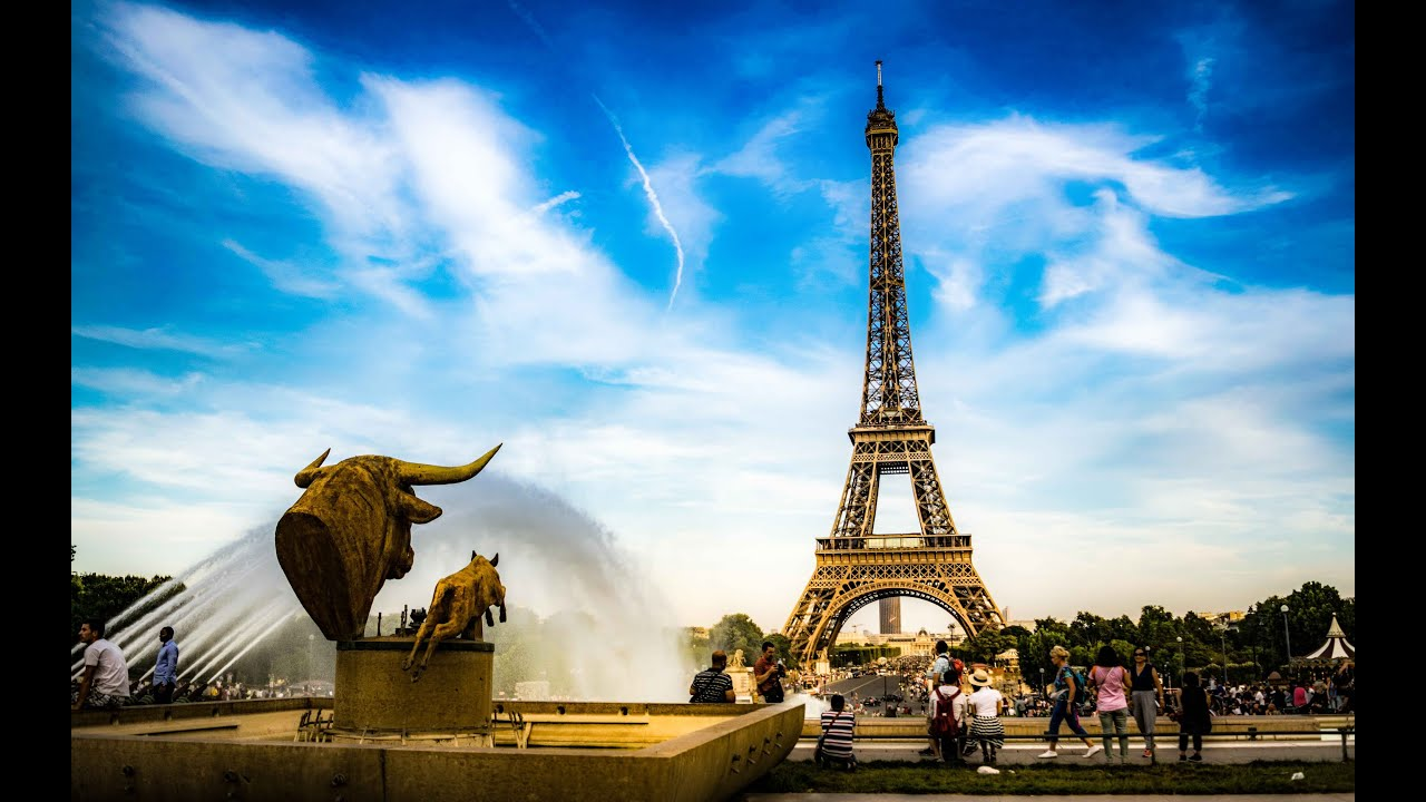 Paris - City Of Love Full Hd