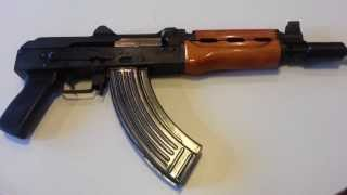 Rest In Peace Mikhail Kalashnikov. Thank you for the AK-47 and your service.