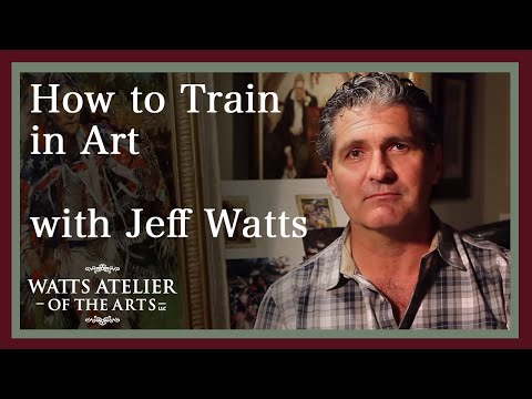 How to Train to Become a Successful Working Artist
