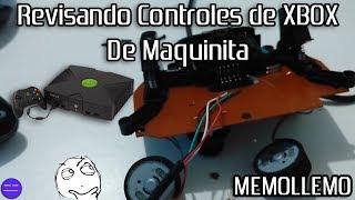Revisando Controles de XBOX Clásico | Vlog |