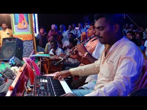 Ranganath Magdi Singing Nartakis Song In Kurukshetra Drama