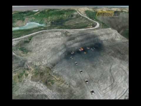 Immersive Technologies - Custom Mine Sites