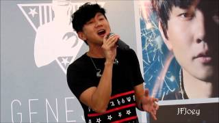 [150524] JJ 林俊杰 新加坡《新地球》签唱会 - 可惜没如果