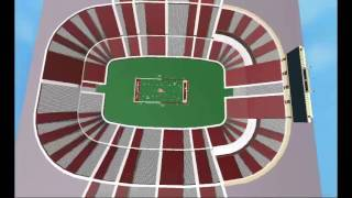 Oklahoma Memorial Stadium Tour Roblox