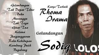 Karya Terbaik Rhoma Irama | Sodiq | Full Album