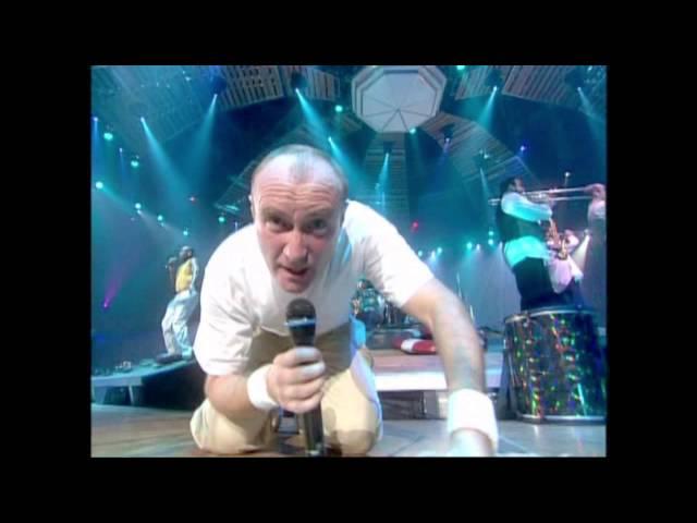 Phil Collins In the air tonight (lyrics)