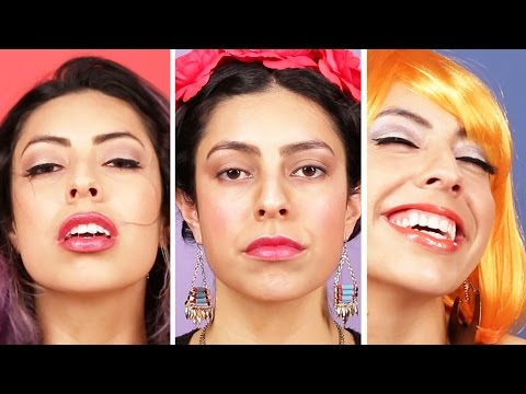 Thumbnail: 3 Makeup Looks Inspired By Latina Icons