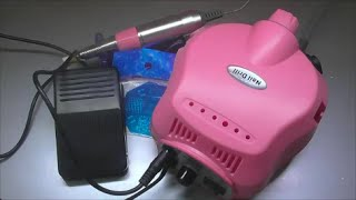 HOT PINK ELECTRIC DRILL REVIEW | ABSOLUTE NAILS