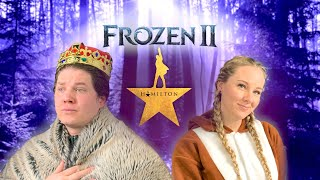 Lost in the Woods / You'll Be Back – HILARIOUS Disney Mashup – Frozen 2, Hamilton
