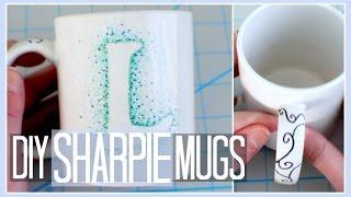 Download Video DIY - Sharpie Mugs MP3 3GP MP4