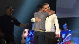 "MORRISSEY ""Everyday Is Like Sunday"" (Barcelona 2014)"