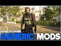 HOW TO FARM GENERIC MODS THAT HAVE BIG DAMAGE STAT BONUSES!! - The Division 2 Tips & Tricks