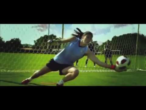 Hope Solo●Best Saves Ever
