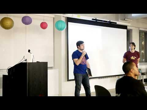 Ed Faulkner on Designing for Learning – Ember NYC, March 2018
