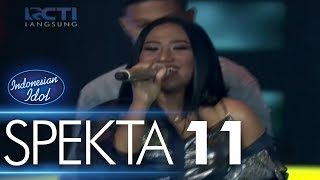MARIA ft. IRSAN 'MIDNIGHT QUICKIE' - KALA CINTA MENGGODA (Chrisye) - Indonesian Idol 2018