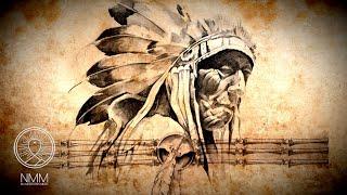 Native Flute Sleep Music 🔥 LOWER Shamanic Flute tones 🔥 Spirit Flute music for deep healing