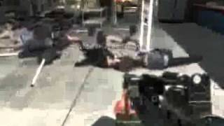 "Call of Duty: Modern Warfare 2 Killing Makarov and Gang on ""No Russian"" Airport Mission (NOT FAKE)"