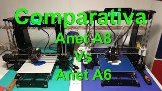 A8 Vs A6 - Comparativa