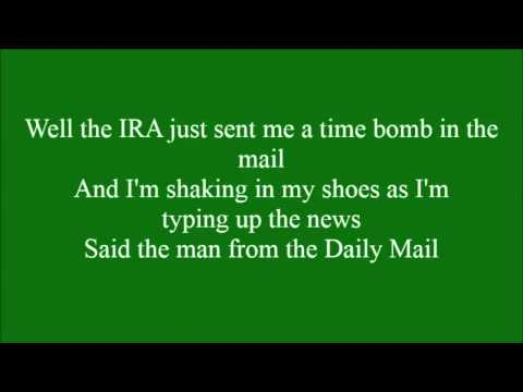 Man From the Daily Mail with lyrics
