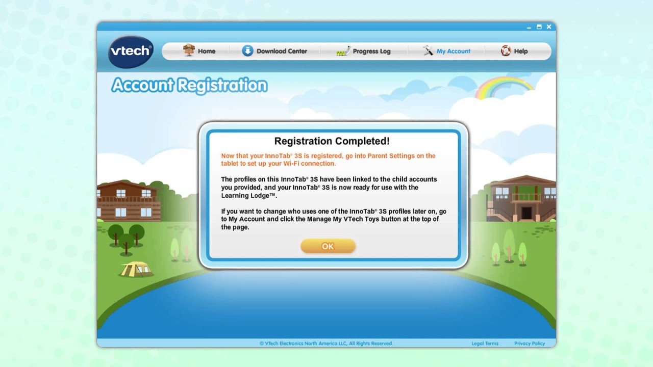 VTech Kid Connect: Creating an Account and Registering on Learning Lodge  (for InnoTab 3S Users)