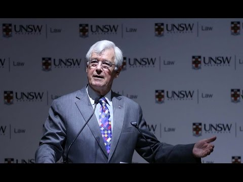 The 2015 Hal Wootten Lecture - Julian Burnside AO QC