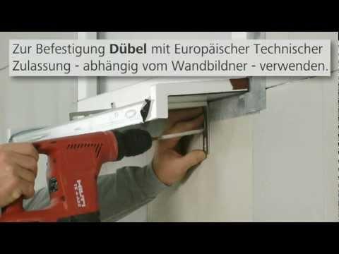 Fensterbank außen einbauen  WDVS-Verarbeitungsrichtlinie: Einbau der Fensterbank StoFentra ...