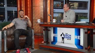 patriots wr julian edelman talks super bowl 49 in studio 3 13 15