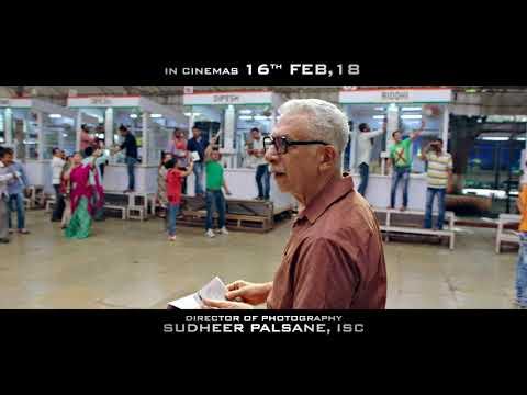 Aiyaary Poem | Naseeruddin Shah | Aiyaary- A Neeraj Pandey Film | Releases 16th February 2018