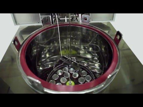Autoclave Steril Food