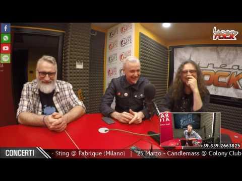 THE LAST BANDIT @ Linea Rock (Radio Lombardia) - 16 Marzo 2017 intervista +