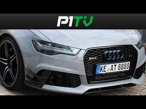 "ABT Audi RS6 1 of 12 - Probefahrt im ""Herrn der Ringe"" - 735 PS / 920 Nm"