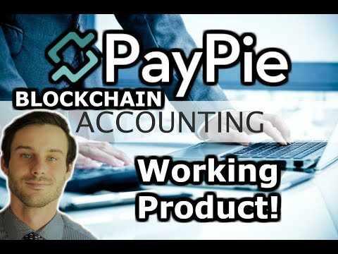 Cryptos With Working Products | Paypie PPP | Secure Blockhain Accounting