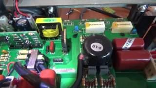 видео Ремонт сварочного полуавтомата своими руками: диагностика аппарата