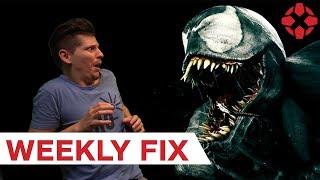 Mégis családbarát lesz a Venom? - Weekly Fix (2018/32. hét)